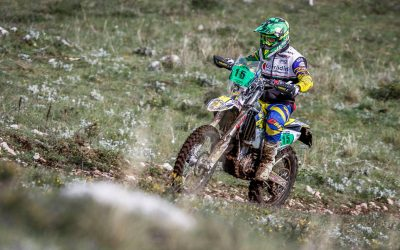GERINI E BEGGIO AL TOP ALL'ITALIANO MOTORALLY IN ABRUZZO