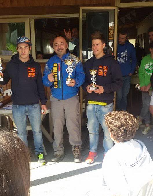 Prima prova MotosportItalia Castelnuovo Monti