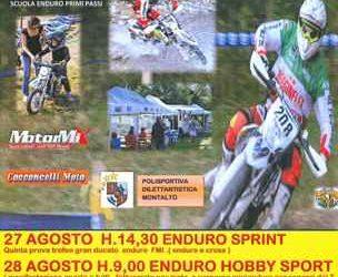 MONTALTO ENDURO 27 E 28 AGOSTO