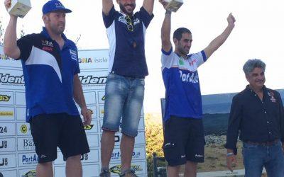 SARDEGNA RALLY RACE BENE PER GERINI IOB E CHIATTI