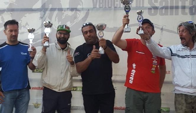TERZA PROVA CAMPIONATO VELOCITÀ SALITA, 3° POSIZIONE PER CIFONE