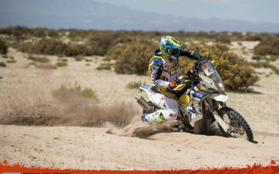 DAKAR 2018 – Stage 10 Salta – Belèn  Km 797 Ss 373