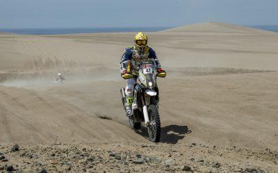 DAKAR 2018 – Stage 5 San Juan de Marcona-Arequipa  km774 SS 266