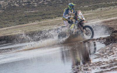 DAKAR 2018 – Stage 7 La Paz – Huyuni  km727 SS 425