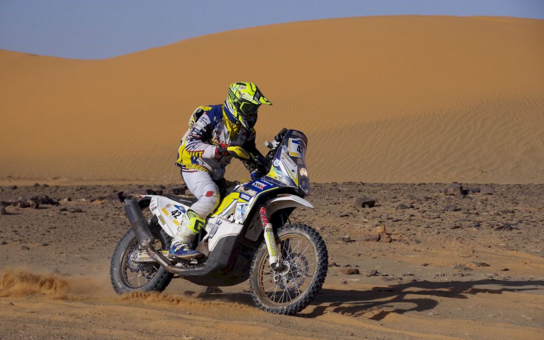 MERZOUGA RALLY 2018 – STAGE 4