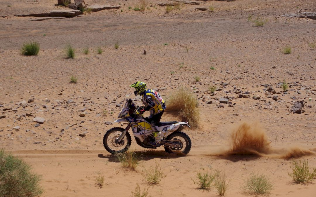 MERZOUGA RALLY 2018 – STAGE 3
