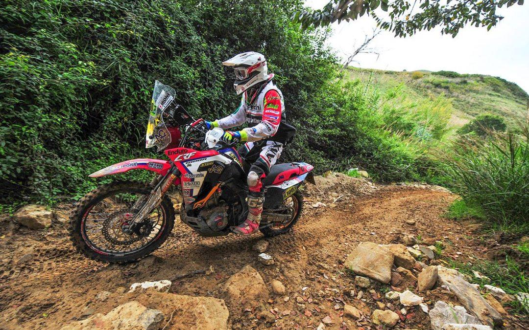 1 TITOLO ITALIANO e 1 TROFEO VETERAN MOTORALLY 2018  AL MOTOCLUB AMX