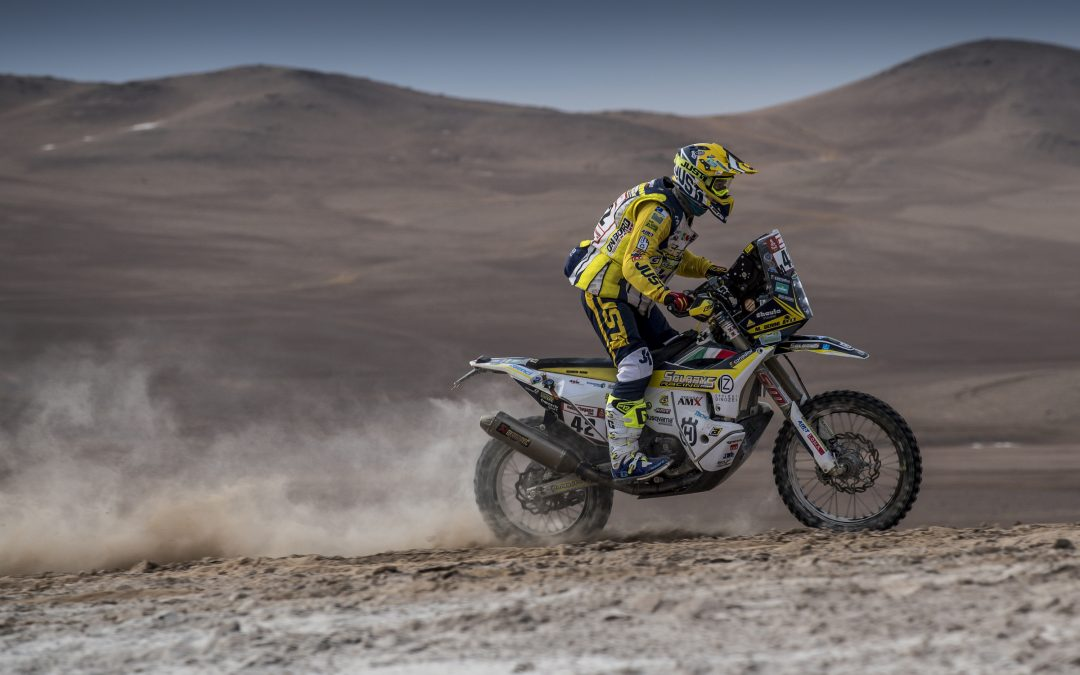 DAKAR 2019 Seconda Tappa