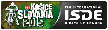 ISDE 2015 MOTOCLUB AMX SARA' PRESENTE