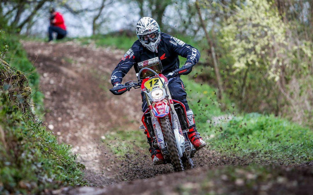 Motoclub AMX buon esordio nel Motorally con Marco Iob sul podio